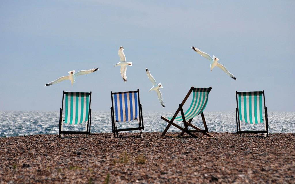Wie sich auch Geschäftsführer kleiner Unternehmen Urlaub leisten können