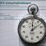 Stundennachweis – So werden Arbeitszeiten fälschungssicher erfasst