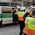 Mindestlohn-Großrazzia des Zoll in NRW